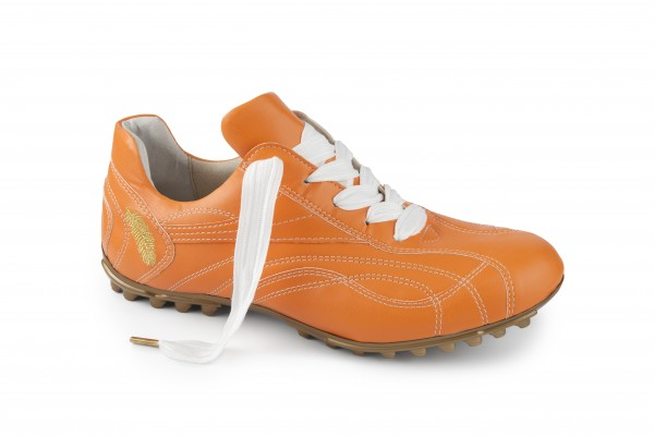 NAPPA ORANGE SOHLE GOLD